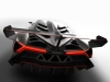 thumbs lamborghini veneno rear Lamborghini Veneno revealed at Geneva Motor Show. A hyper car with a hyper price tag
