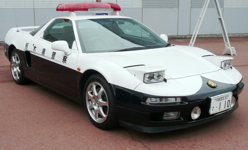 NSX-policecar-turbo