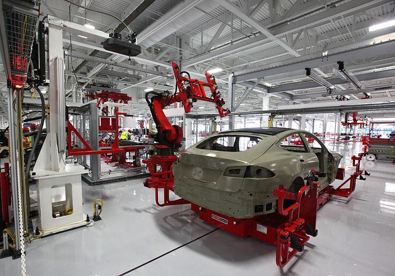 tesla_auto_robots