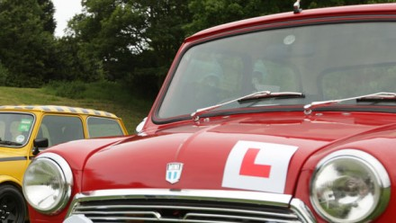 learner drivers Young Drivers claim they are safer than their elders
