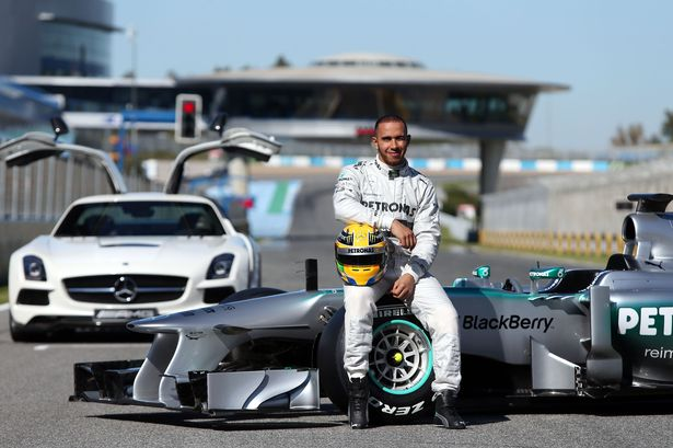 lewis hamilton mercedes British Grand Prix: Hamilton will race