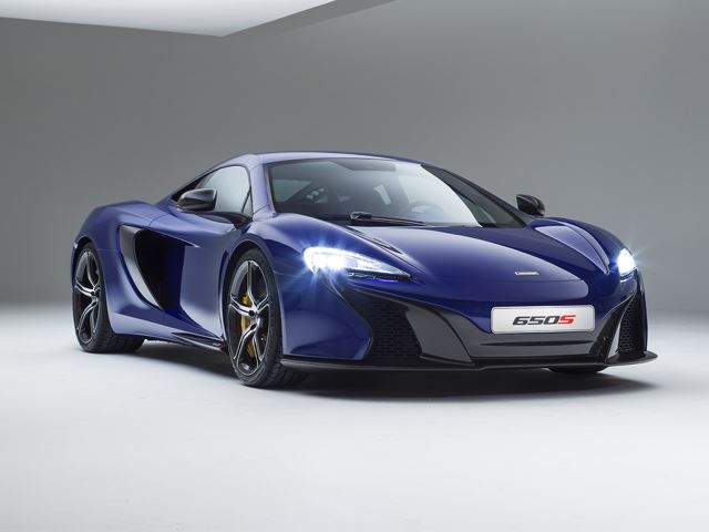mclaren 650s McLaren Officially Unveils the 650S