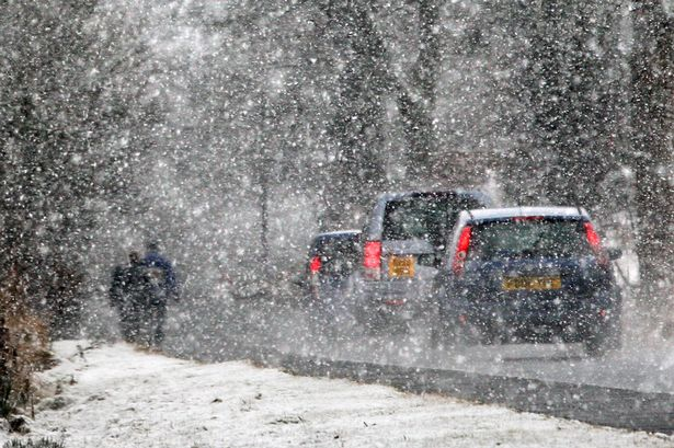snow uk roads 2013 More snow and freezing conditions headed for the UK, are YOU prepared?
