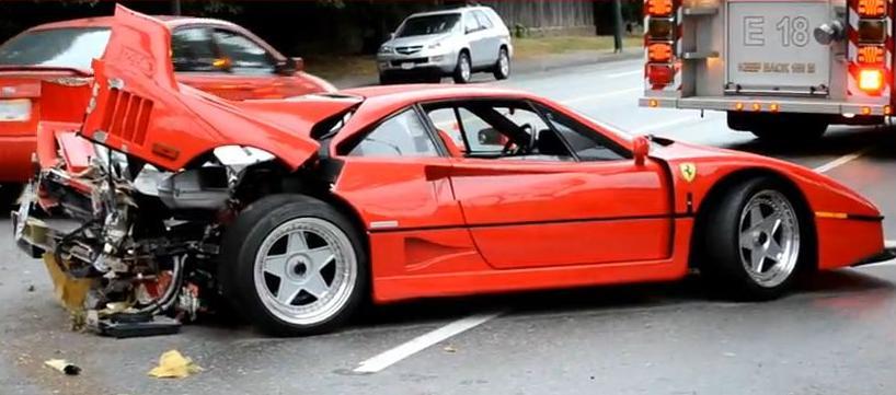 supercar-crash-ferrari-f40