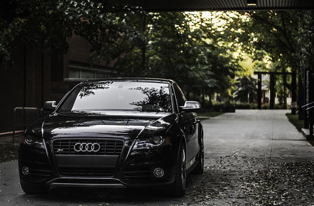 Audi S4 B8 Black
