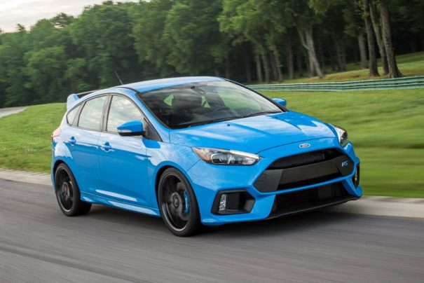 ford focus rs lease