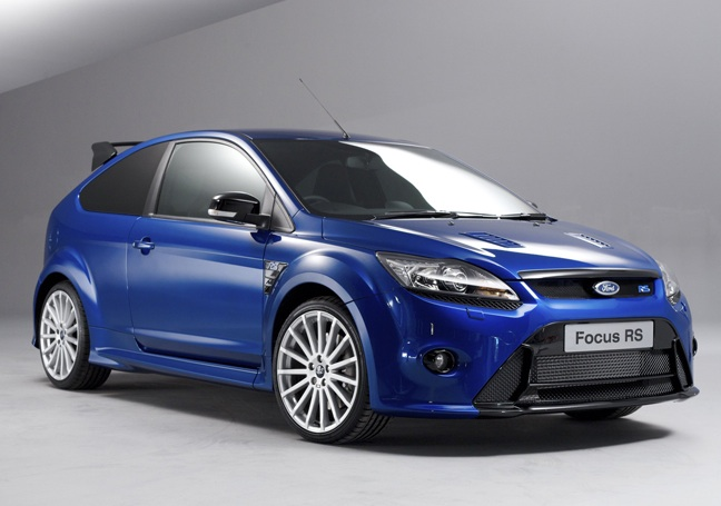 nextgen ford focus rs could pump out 330bhp turbonutters