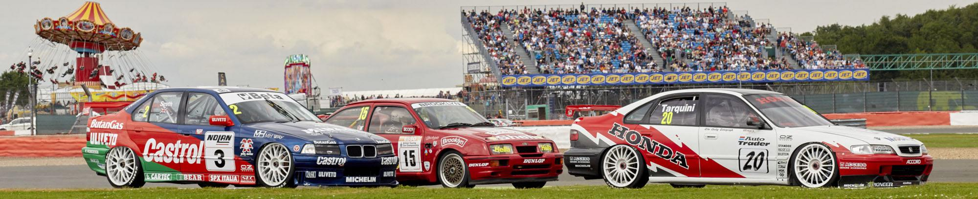 2017 Silverstone Classic Festival to celebrate the Ford Sierra RS500's 30th birthday in style